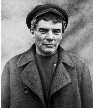 Ленин без усов