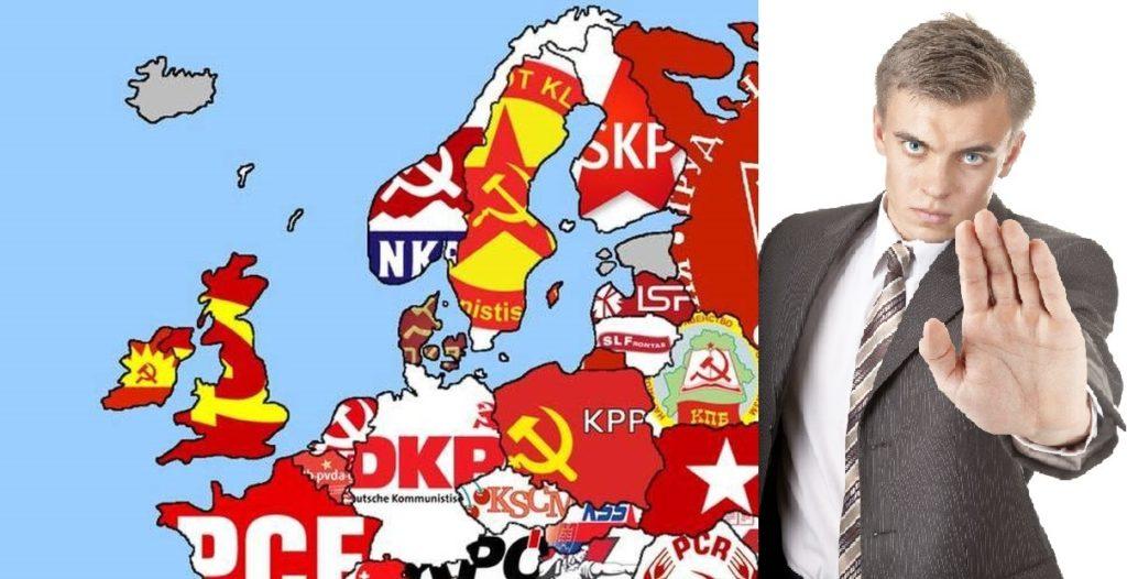 Конец КПСС в Европе
