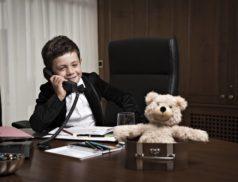 Ребенок и бизнес