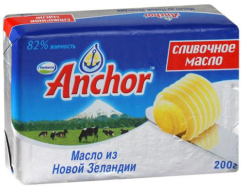 Масло Anchor