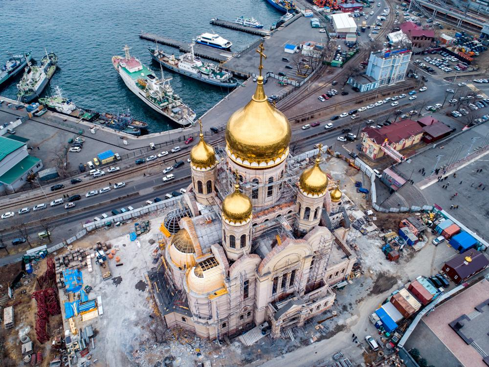 Церковь в порту
