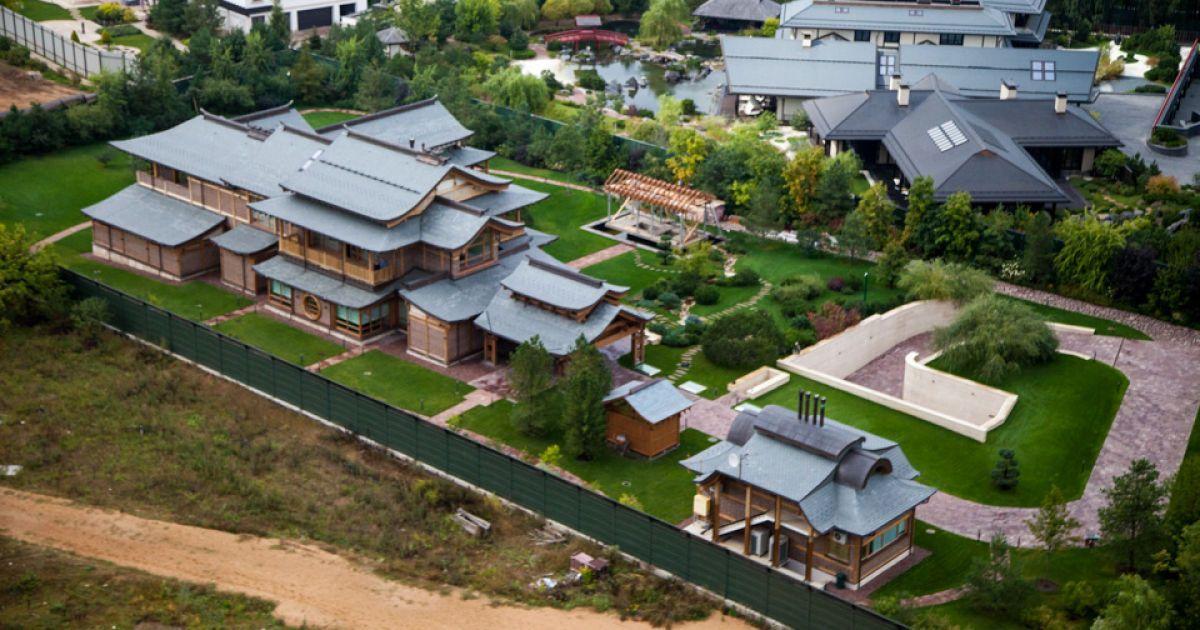 дом Шойгу в Барвихе