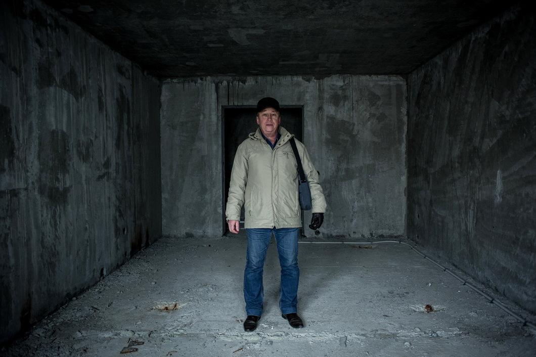 Квартира, предназначенная для российского военнослужащего