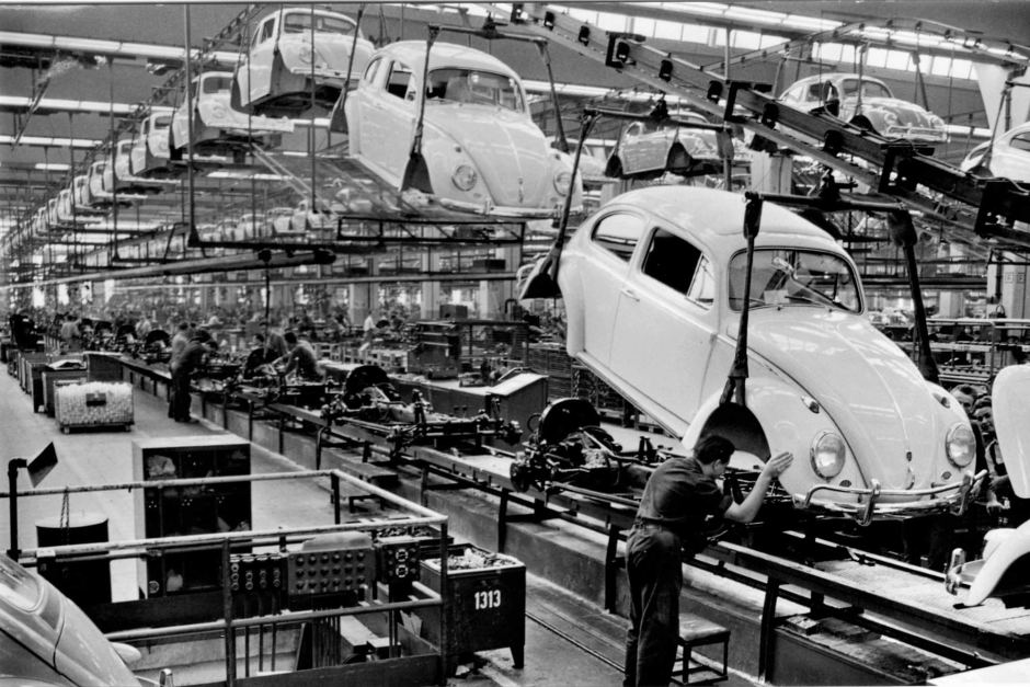 Автопромышленность ГДР