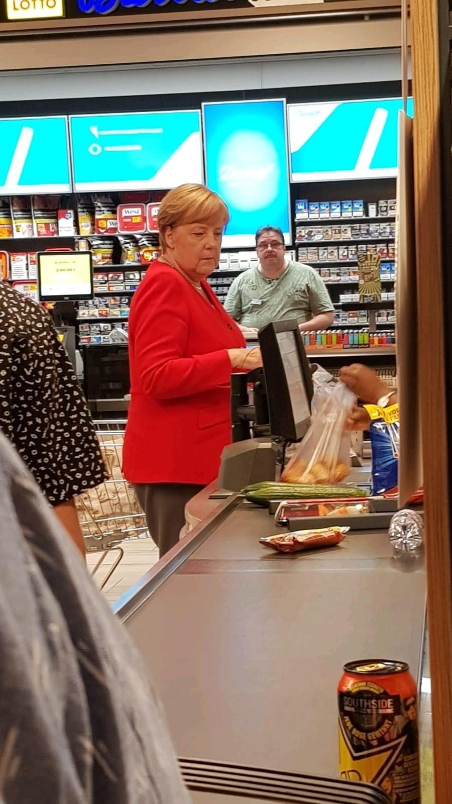 Ангела Меркель