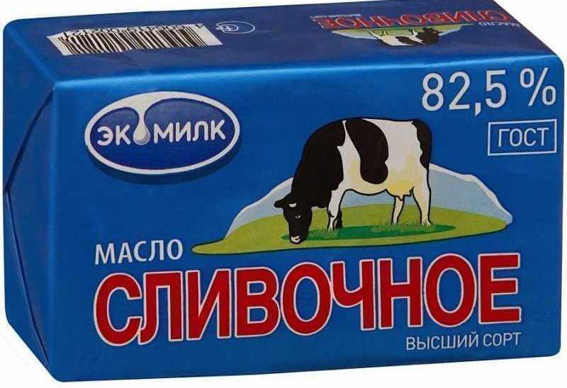 Масло Экомилк