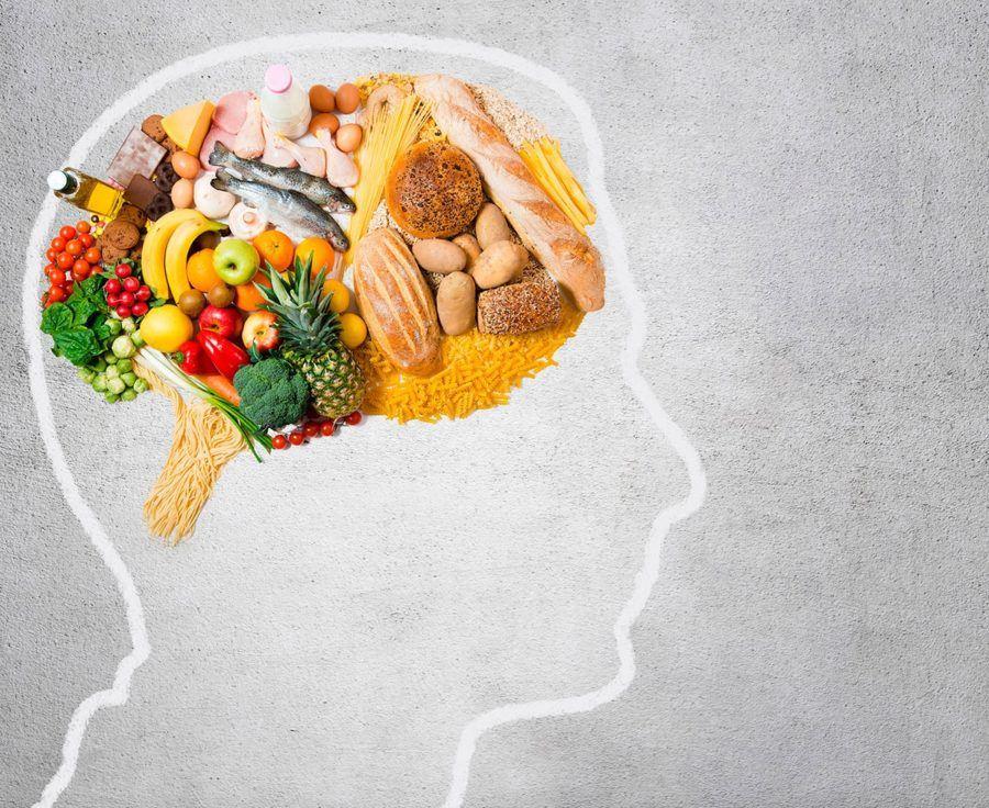 зависимость мозга от питания