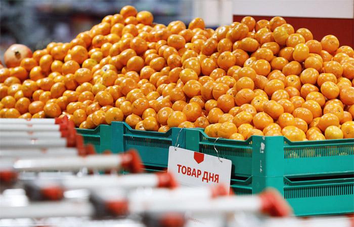 обработанные фрукты