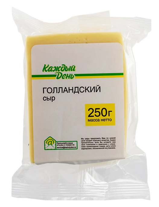 сыр каждый день