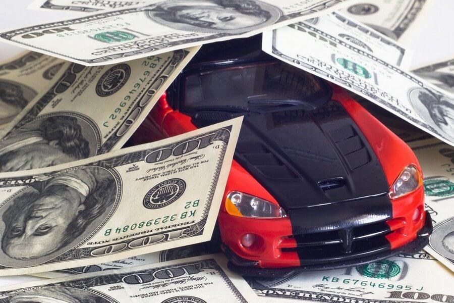 покупка автомобиля