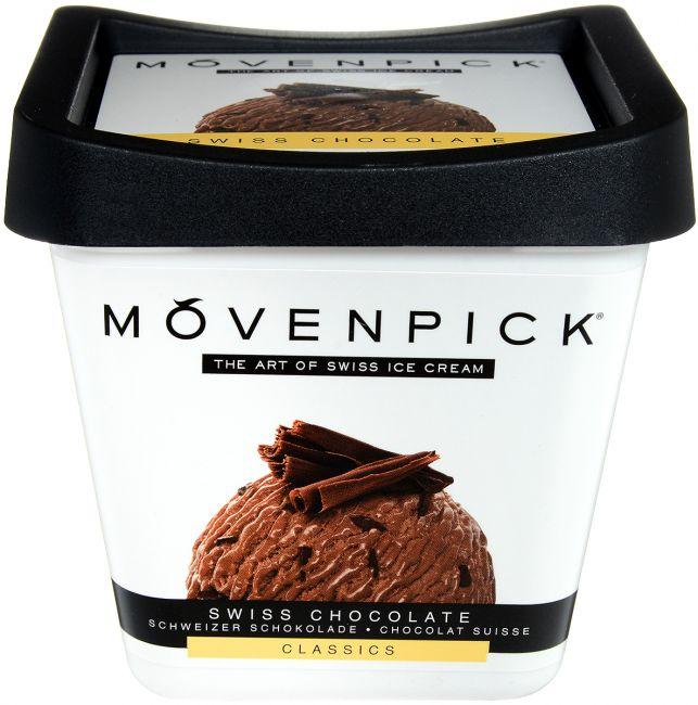 Пломбир Movenpick