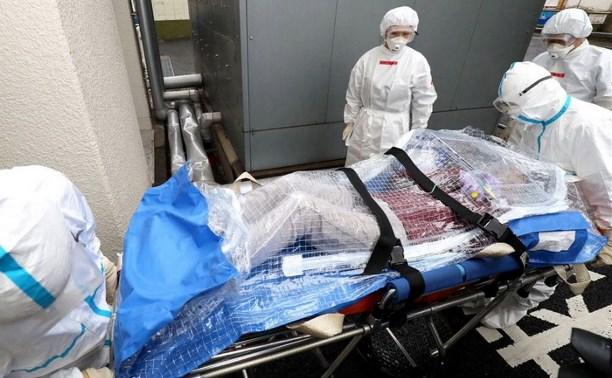 Доставка пациента в инфекционное отделение