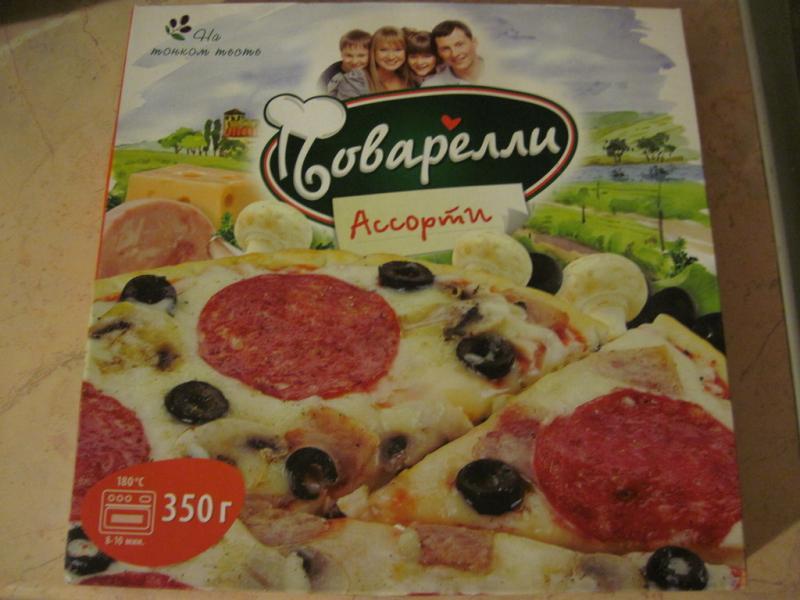 пицца Поварелли