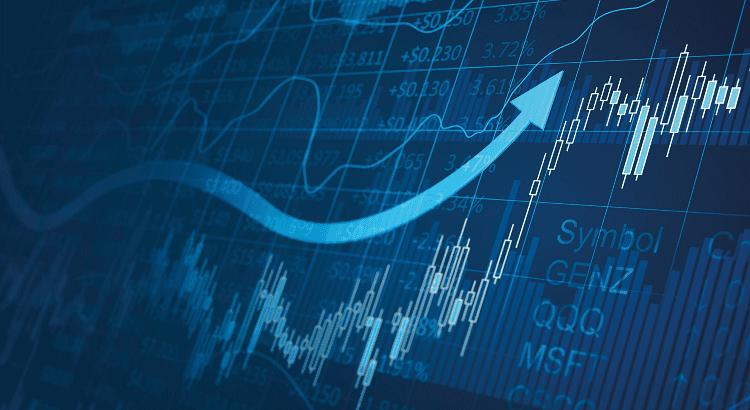 график стоимости акций