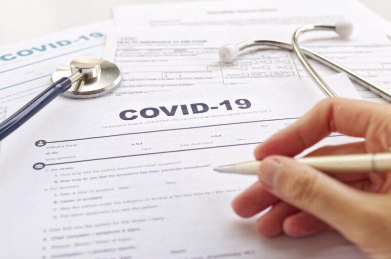 врачи и COVID-19