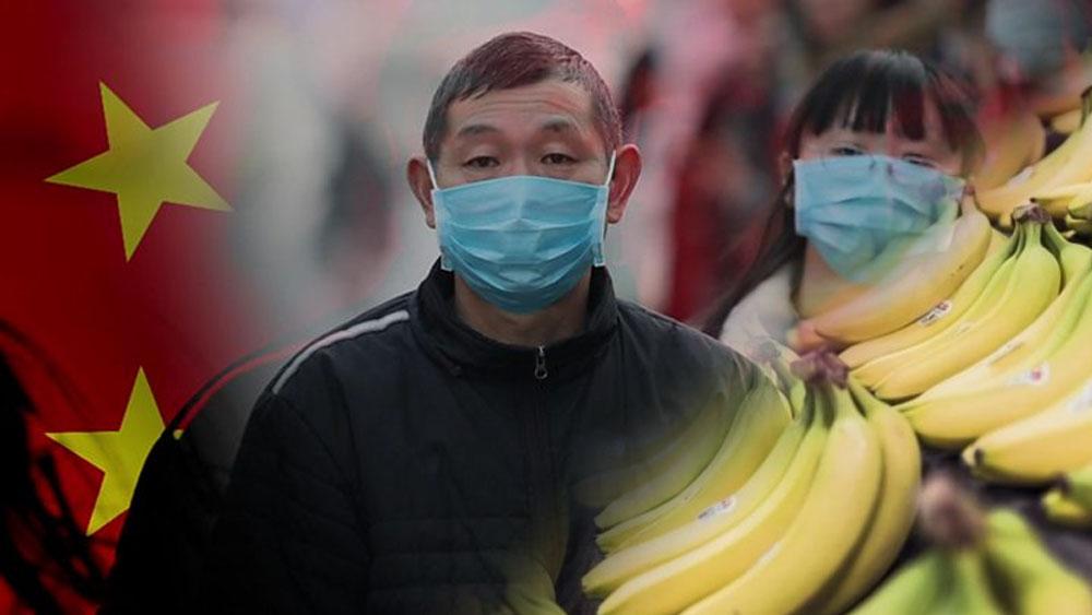 бананы и коронавирус