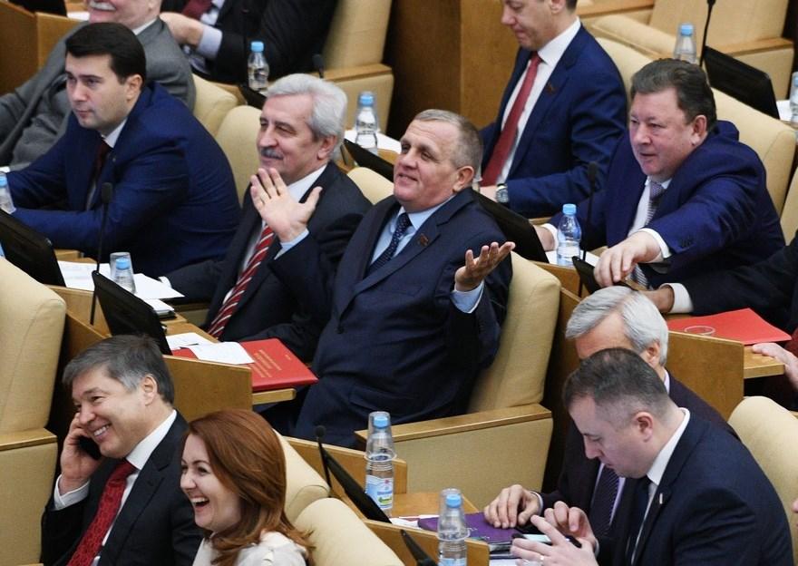 Российские депутаты