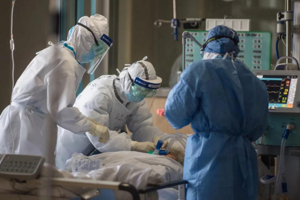 инфекционное отделение больницы