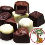 Конфеты без пальмового масла