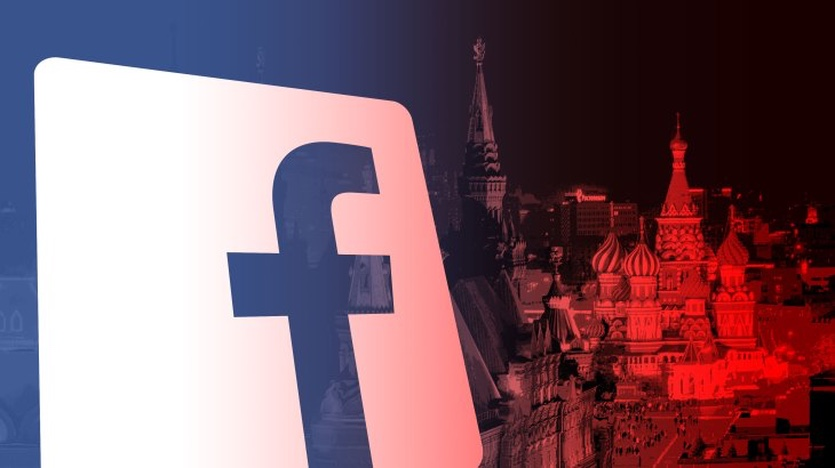 фейсбук Россия