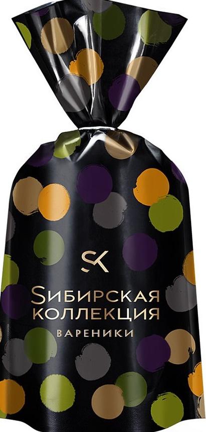 вареники Сибирская коллекция