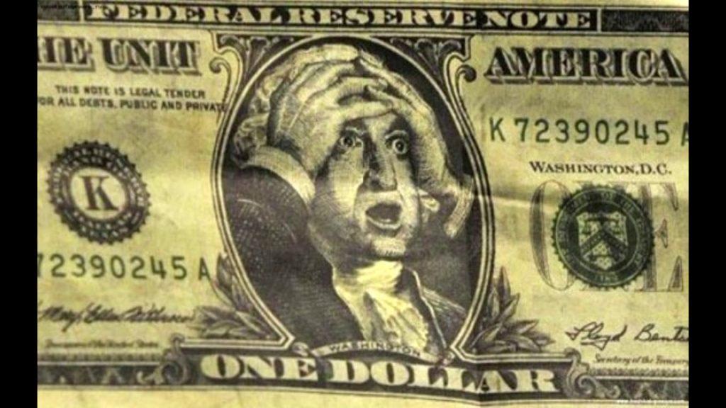 Доллар в шоке