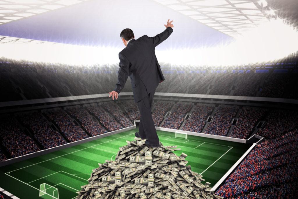 Спортсмен и деньги