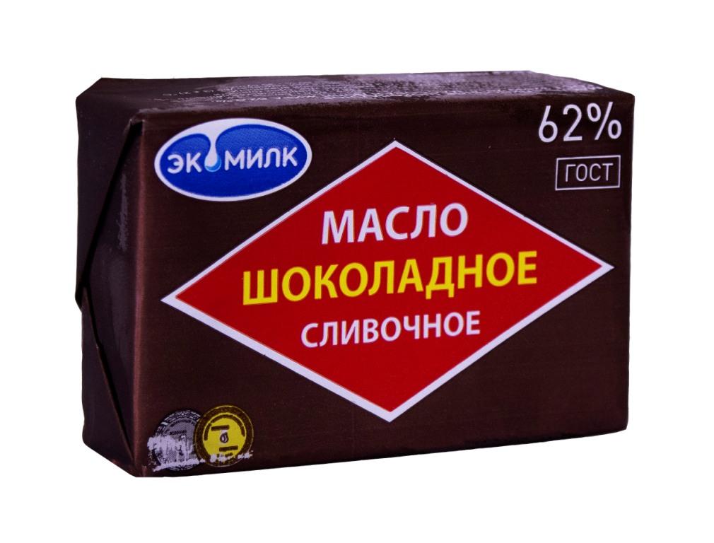 шоколадное масло Экомилк