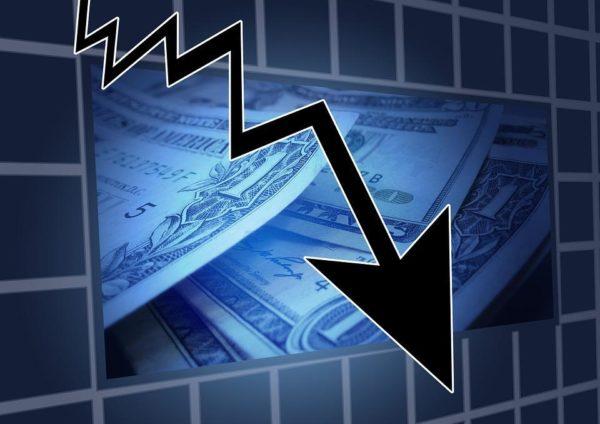 падение курса валют