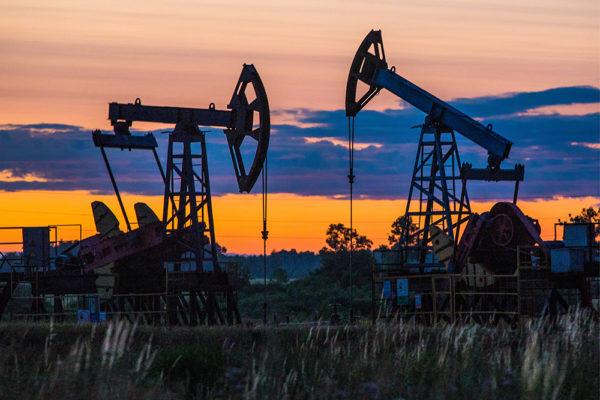 добыче нефти