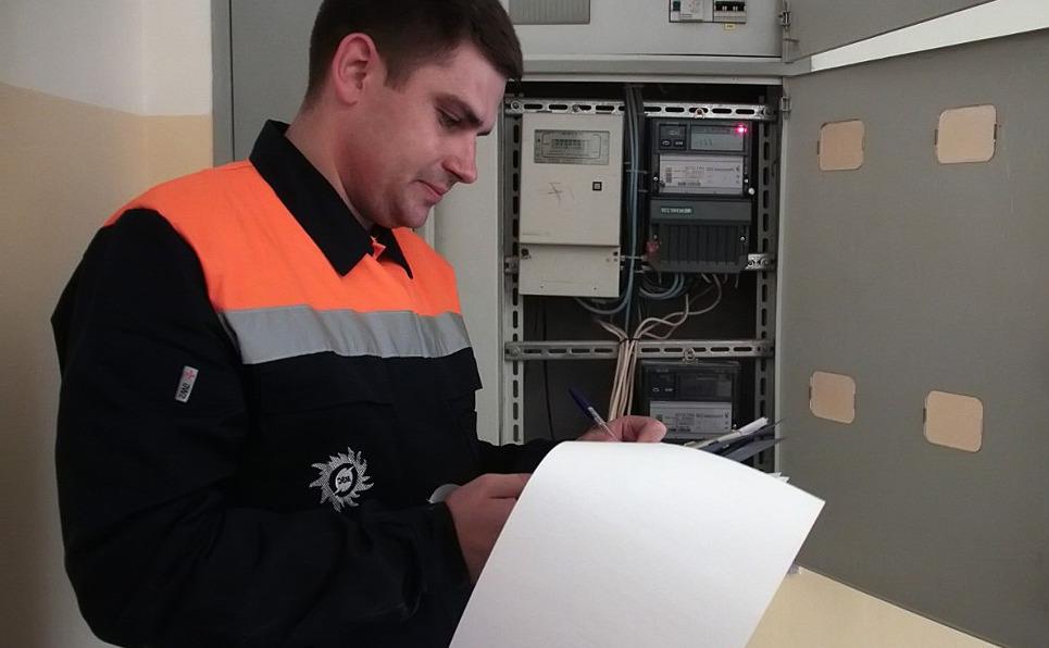 проверка счетчиков электроэнергии
