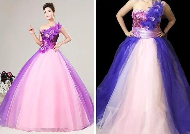 платья из Китая - ожидание и реальность