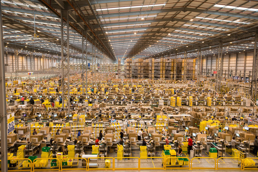 корпорация Amazon