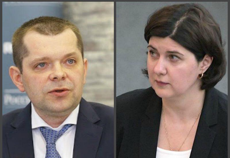 Марина Лукашевич и Попов