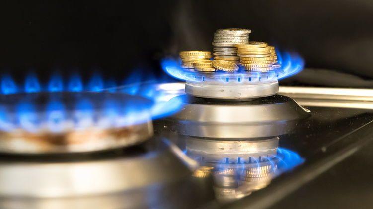 монеты на газовых горелках