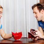 Женщина и мужчина банкроты