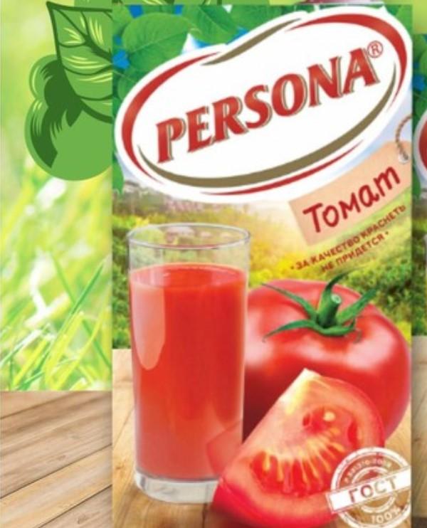 томатный сок Persona
