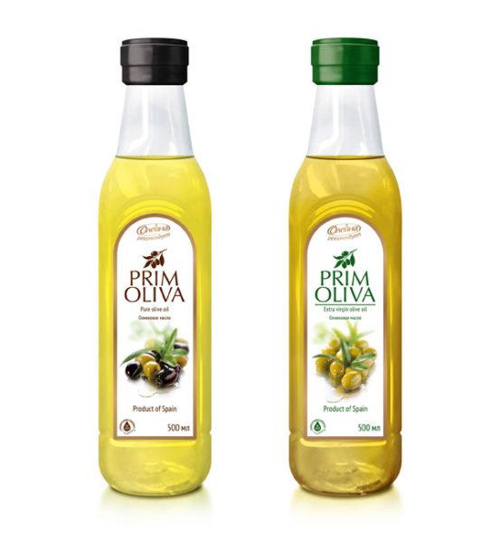оливковое масло Prim Oliva