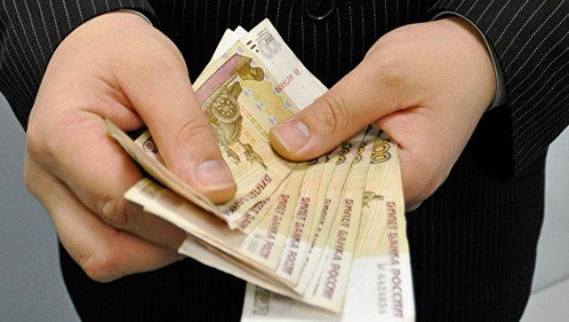 пересчитывать рубли