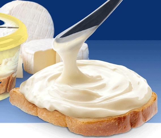 Плавленный сливочный сыр