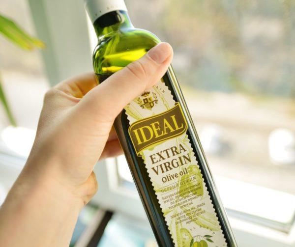 оливковое масло Ideal Extra Virgin
