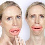 приспособление для увеличения губ