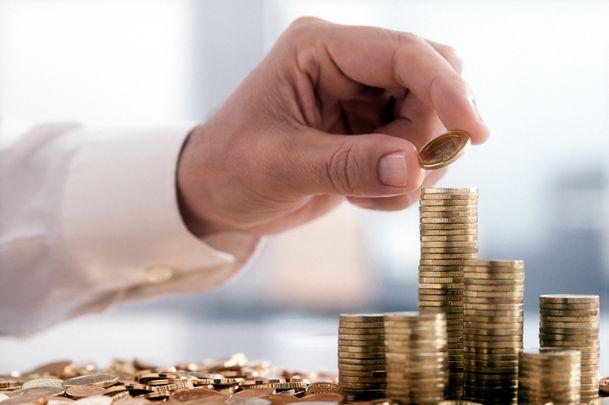 складывать монетки