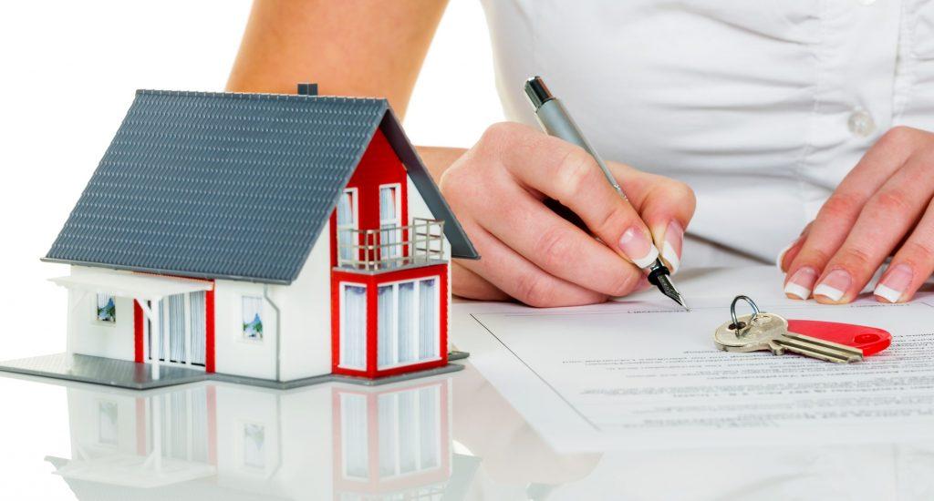 подписание договора на куплю продажу недвижимости
