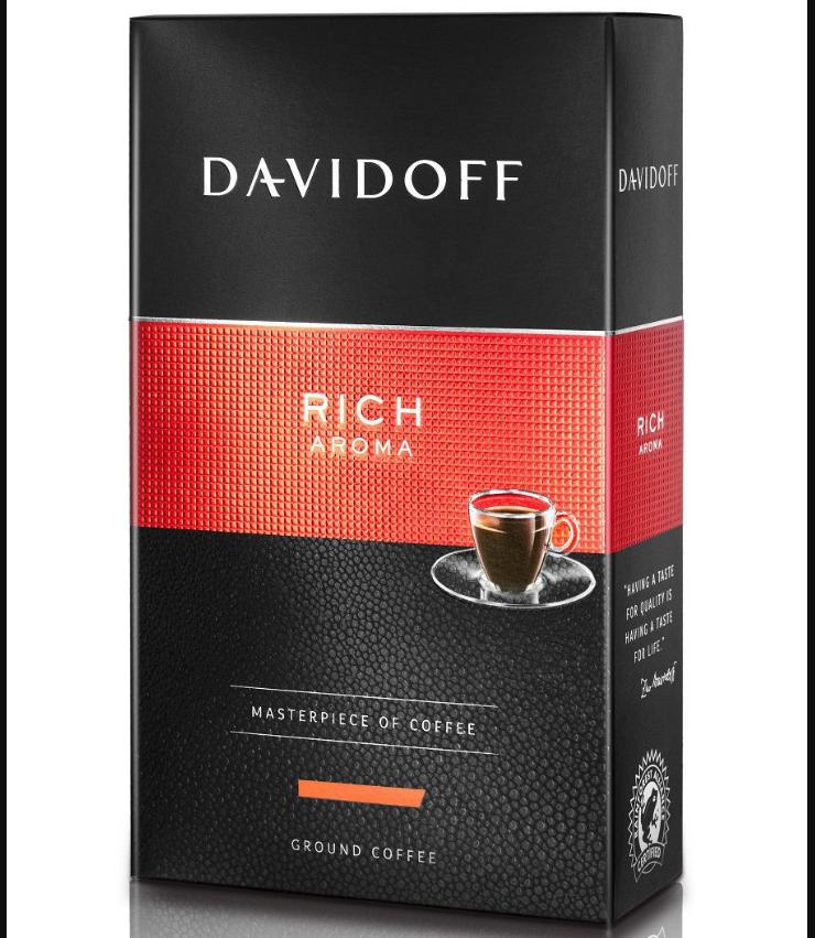 Davidoff кофе