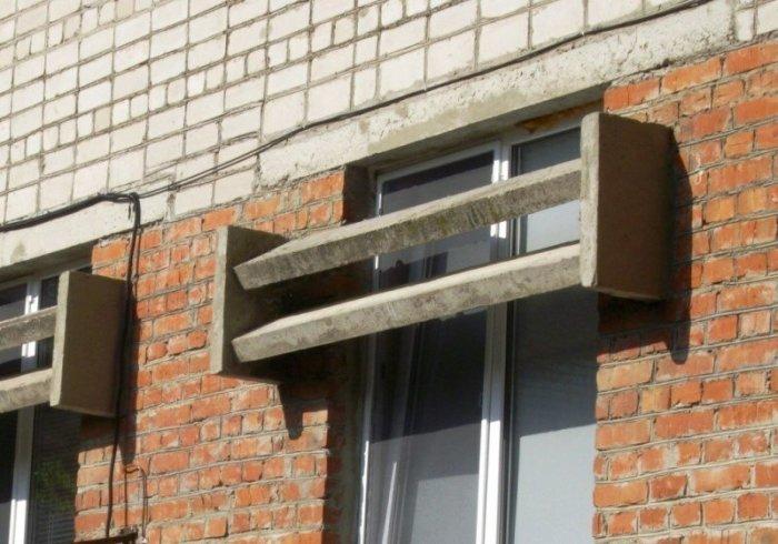 бетонные ламели