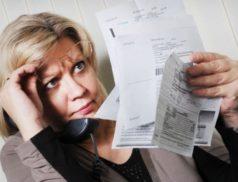 квитанция на оплату комуслуг