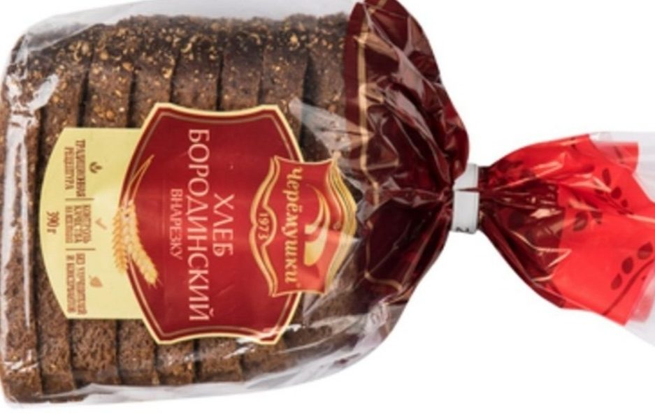 бородинский хлеб Черемушки