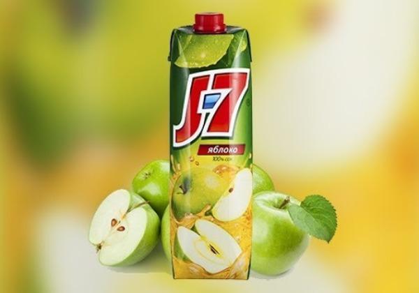 яблочный сок J7