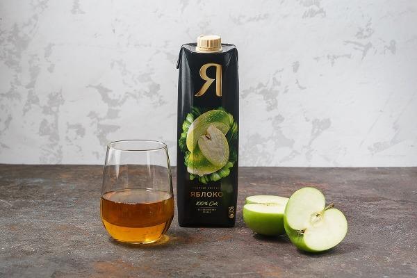 яблочный сок Я
